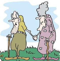 """The only thing golden about old age is my urine"""" old age, beds, funni, funny cartoons, shake rattl, humor, rolls, quot, senior"""
