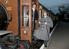 Stepping back in time on the Pullman carriage, Tenterden Steam Train. I'd love to do this.