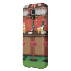 British Pub Bar Cases For Galaxy S5