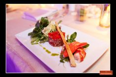 Bountiful entree to please the palate in our #Boston ballroom.
