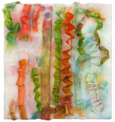"Deborah Winiarski. ""Waxing"" Group show at Denise Bibro Fine Art, May 15- June 14, 2014."