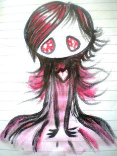 Dibujos emo 2
