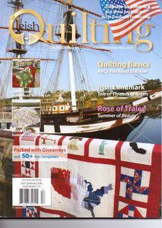 Irish Quilting Magazine. Tribute to America. « Library User Group