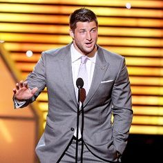 """Tebow's drive: To make a difference"" ESPN (September 18, 2012)"