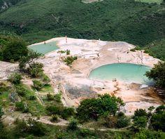 Hierve el Agua, Oaxaca