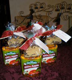 Faith, Trust, and Pixie Dust: Neighbor Christmas Gifts