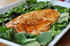 trout with chili sauce