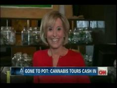 CNN Reporter Gets Stoned During Story On Colorado Legalization   Please share...  Thank U.  Sincerely,   Alison Myrden Federal Medical Marijuana Exemptee in Canada Retired Law Enforcement Officer Speaker for LEAP since 2004 Law Enforcement Against Prohibition http://www.leap.cc/ The Marijuana Majority http://www.MarijuanaMajority.com/