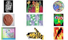 Des fiches d'exercices pour les tout petits Toutes les disciplines sont représentées sur le site des coccinelles. Coup de coeur pour les arts visuels !