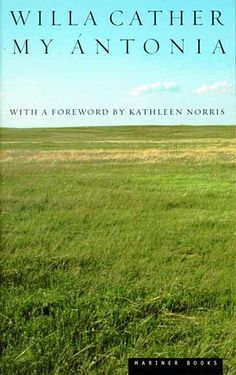 "Who better to do a forward than Kathleen Norris? [Have you read her ""Dakota""?]"