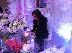 bridal show booth ideas | Wedding Event Seasonal Design Canad'as Bridal Show weddingshow booth ...