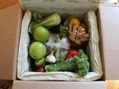 Farmbox Direct offers the easiest way to get organic groceries yet : TreeHugger