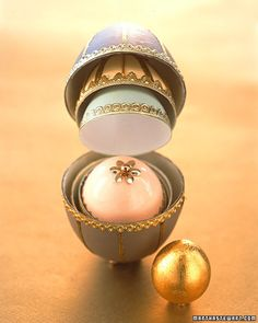 Faberge inspired eggs
