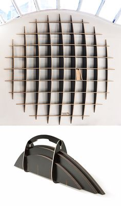 Design unto this last on pinterest plywood furniture - Bibliotheque murale but ...