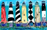 Lighthouses in NC