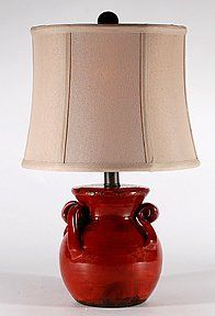 Small Red Handled Pottery Table Lamp by LampStoreOriginals, http://www.amazon.com/dp/B001KTYTW0/ref=cm_sw_r_pi_dp_S5ymqb16BMPNY