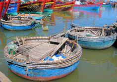 Woven Bamboo Tug Boat: Ron