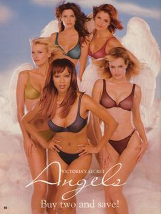 original victoria secret angels ♥    #angelwings #victoriasecret #jokertattoo
