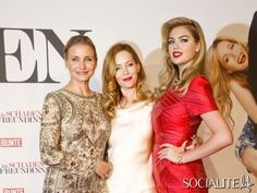 Who Outshone Her Fellow Stars Of 'The Other Woman'? Cameron Diaz, Kate Upton, Or Leslie Mann?