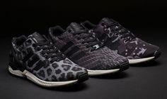 adidas Originals ZX Flux Pattern Pack - Sneakersnstuff Exclusive • Highsnobiety
