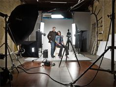 Having trouble knowing what lighting equipment to buy? Great tips for a beginner.