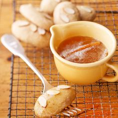 Albanian honey-dipped cookies!