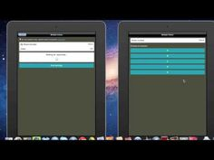 A Tour of a Teacher's iPad- Assessment Using Socrative
