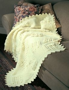 Irish Lace Crochet Afghan Pattern : Its a Wrap... crochet afghans and blankets by ...