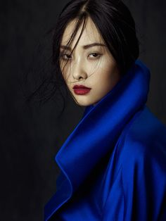 koreanmodel:Kwak Jiyoung for Phuong MY Fall 2013