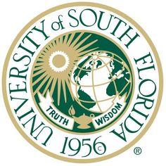USF - University of South Florida Bulls seal
