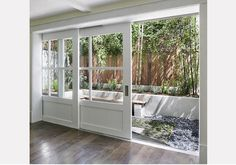 Great alternative for your typical patio door.