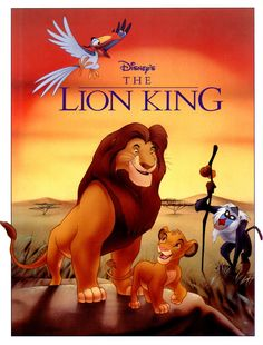 L is for The Lion King