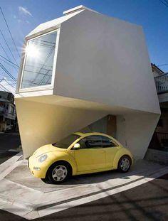 Interesting Home