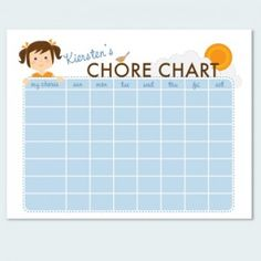 "I'm ""chore chart"" impaired -- learn all about my challenges at Faith & Family Live! : Chore Chart Challenges - do you use chore charts in your home?"