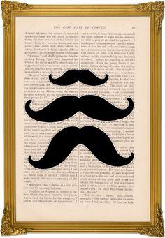 Mustache!