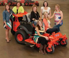 All of these ladies are an invaluable part of this company and add an inestimable amount of efficiency to Bad Boy and that is only aided by the fact that the atmosphere of Bad Boy Mowers is a rare one indeed.