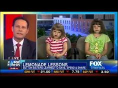 Cool Blast Lemonade continues to educate America on small business!