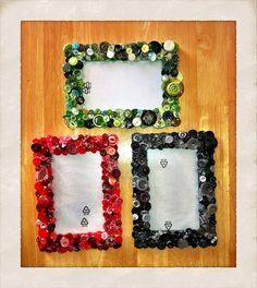 3 Button Frames