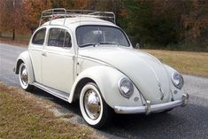 1958 VOLKSWAGEN BEETLE SLIDE ROOF