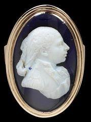 Tassie Ring c. 1788 Victoria & Albert Museum Collection