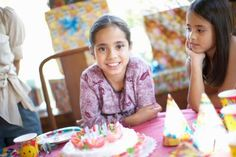 Popular Birthday Party Ideas for 9-Year-Old Girls