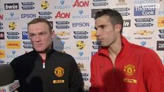 Special day for Robin van Persie after Manchester United beat Arsenal