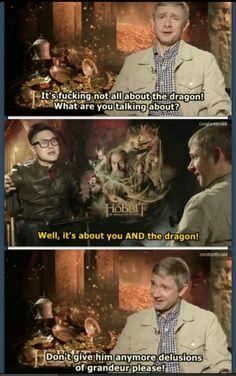 Oh Martin!