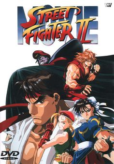 No SF live action movie has ever come near the brilliance of this anime. Really brings these game characters alive and for me all live action movies based on SF should model their characters on this animes templates.