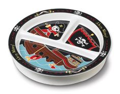 piatto da pirati