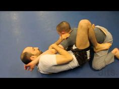 Brazilian Jiu-Jitsu Technique: No-Gi Guard Attack Part 2 - Rob Di Censo - JitsMagazine.com