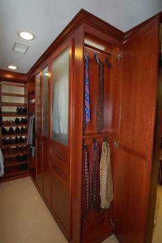 twin cities, closets, minneapolis, tie storag, citi closet, closet decor, organ design, twins, delux closet