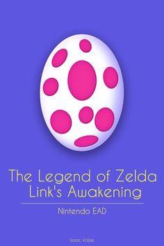 LoZ: Link's Awakening by Isaac-Volpe.deviantart.com