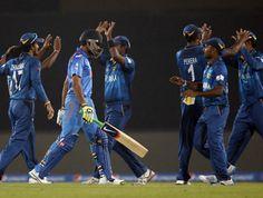 World T20: India lose warm-up game against Sri Lanka