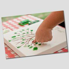 Finger Print Family Tree